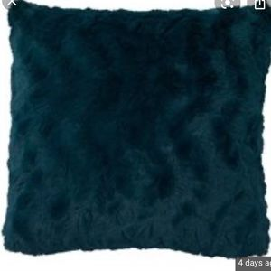 Indigo Green 18x18 Pillow Cover